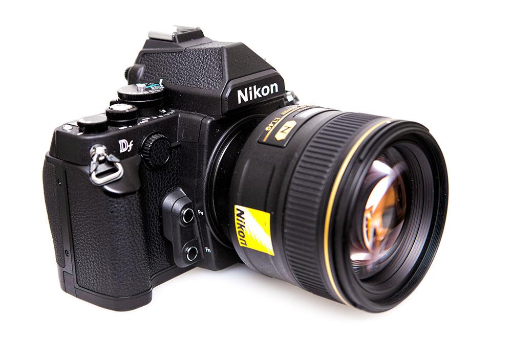 Nikon Df - 85mm f/1,4