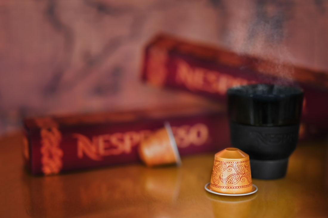 Nespresso Malabar